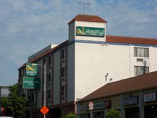 Quality Inn Hotel Munchen Mebe