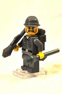 WWII German Anti-Tank Soldier | by The Ranger of Awesomeness