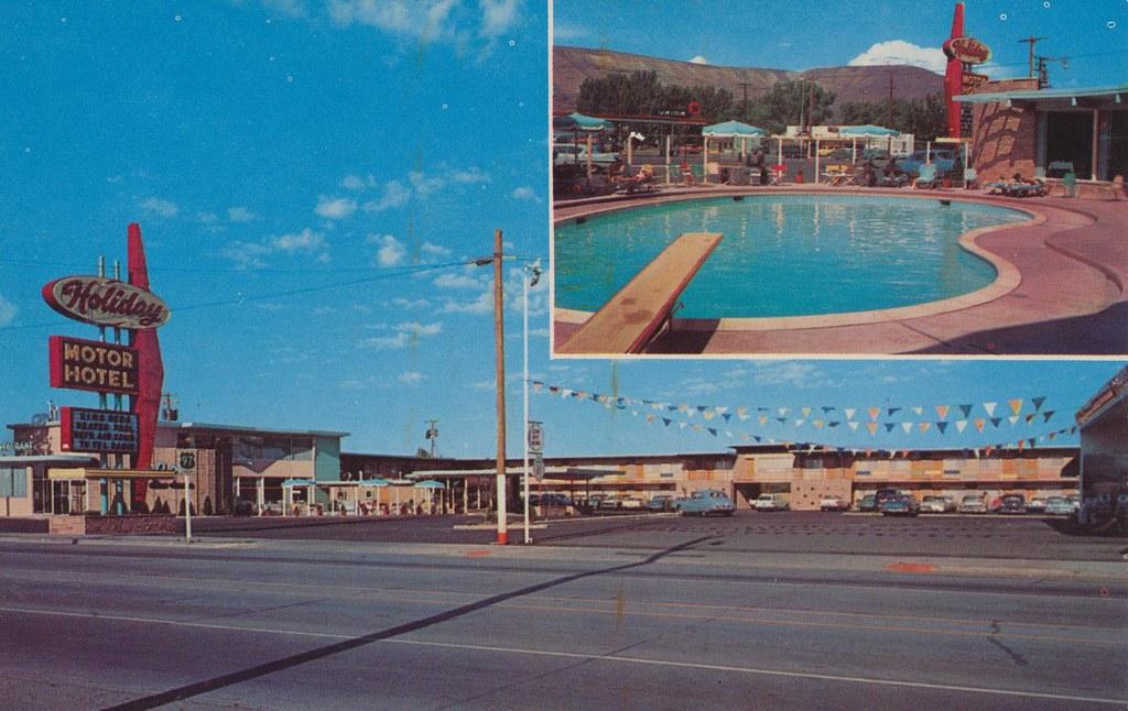 the cardboard america motel archive holiday motor hotel. Black Bedroom Furniture Sets. Home Design Ideas