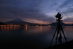 Mt.Fuji and SWC (RICOH GR-DIGITAL II) | by potopoto53age