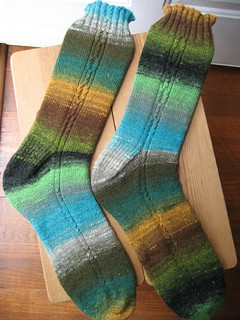 Earl of Noro Socks | by Camping Jason