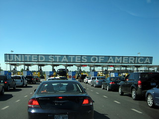 US Border Checkpoint | by MPD01605