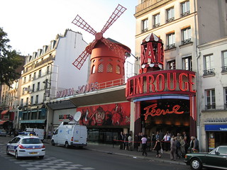 Moulin Rouge, Paris | by Terrazzo