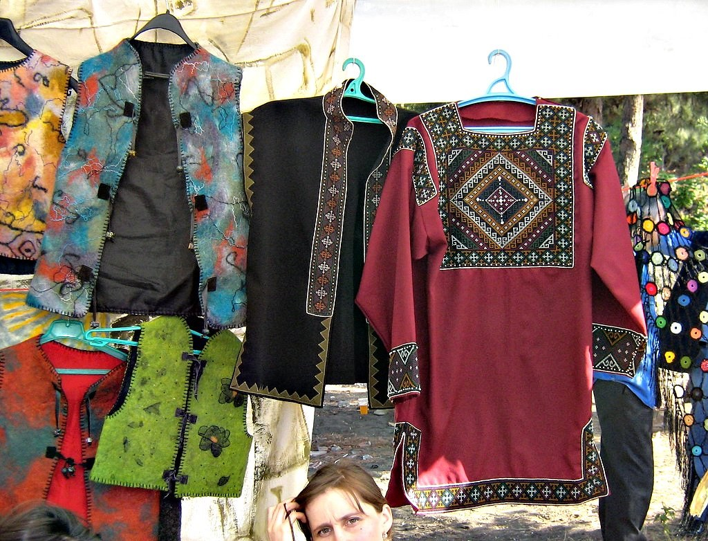 Tbilisi (Ge) - Traditional clothes of Georgia   Tbilisi (Geo…   Flickr