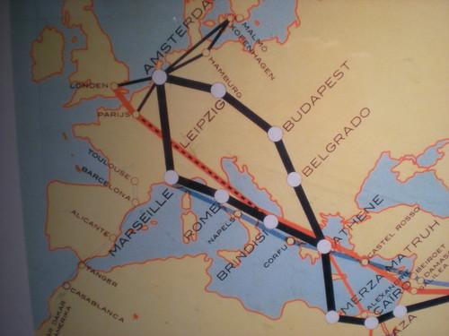 Start a new Round-the-world itinerary