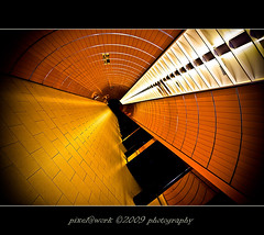 ~~~ tunnel vision ~~~ | by oliver's | photography