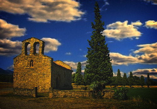Santa Maria de Avià | by Jose Luis Mieza Photography