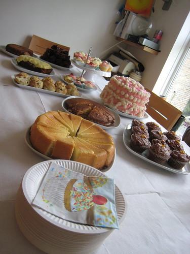 Caroline S Cakes Montana Gold