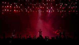 Nine Inch Nails Sacramento HD footage screencaps | by JessicaSarahS