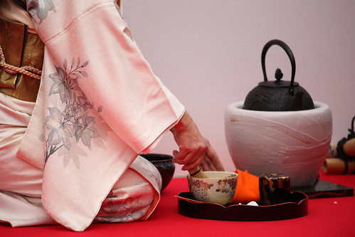 Outdoor Tea Ceremony | by mrhayata