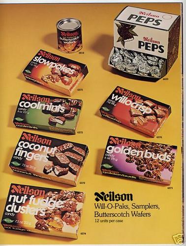 Neilson Chocolate Bars S