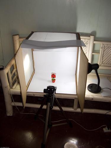 Diy Macro Photo Studio Light Tent Finally Now For