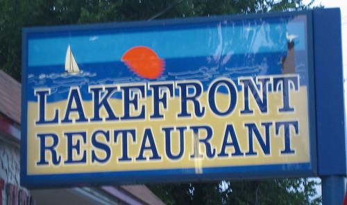 Lakefront Restaurant Geneva Ohio