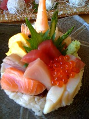 Chirashi at Sushi Ran | by scriptingnews