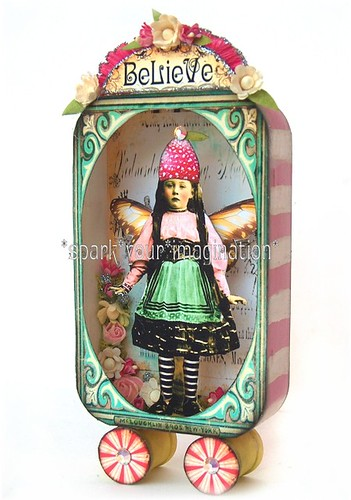*BeLieVe* FaiRy aLTeReD aRt CoLLaGe TiN | by sPaRK*YouR*iMaGiNaTioN