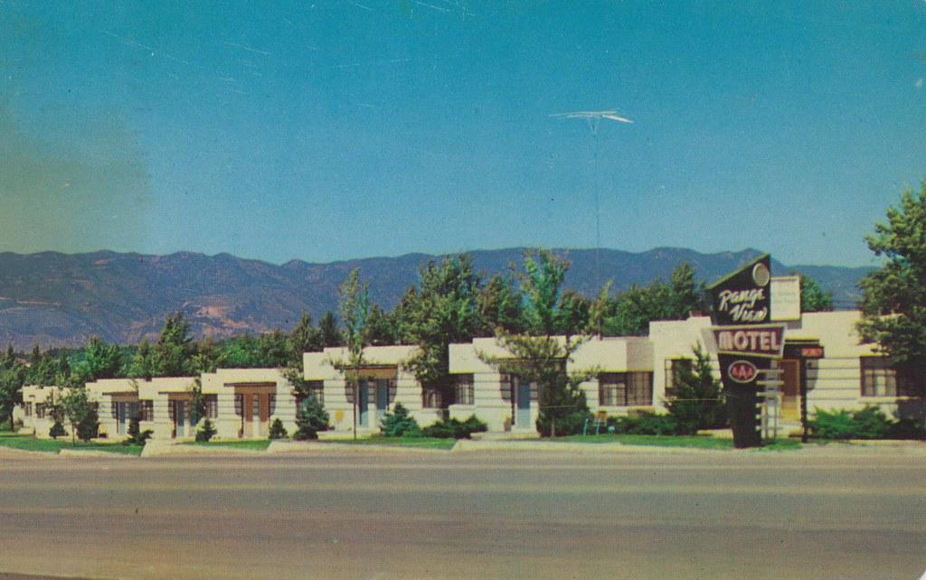 Range View Court - Colorado Springs, Colorado