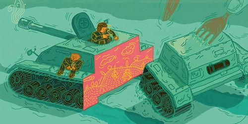 BattleRush USSR Army DLC wallhack cheat