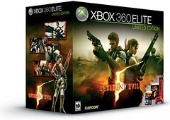 Exclusive Red Xbox 360 Resident Evil Limited Edition Console Box | by Major Nelson