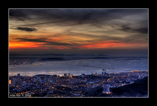 Sunrise at Penang Hill, Malaysia | by Thru-My-Lens