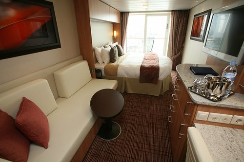 Balcony Cabin 1176 on Celebrity Equinox, Category C3
