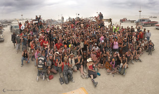 The DPW of Burning Man 2009 group photo | by mr. nightshade