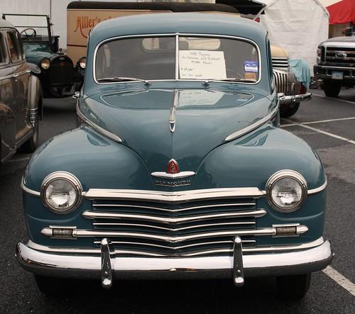 1948 plymouth special deluxe 4 door richard spiegelman for 1946 plymouth special deluxe 4 door