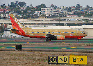 Southwest 737 | by So Cal Metro