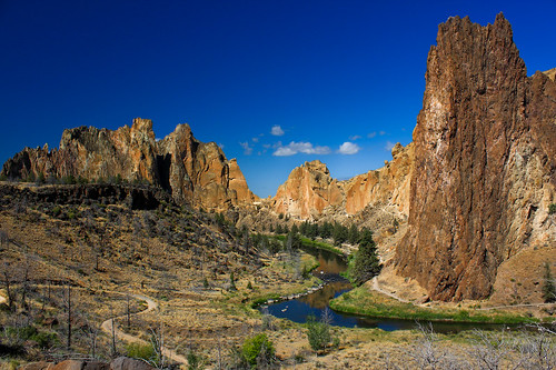 Smith Rock | by ScenicScapes