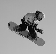 Mid Air Snowboard Jump | by debby19