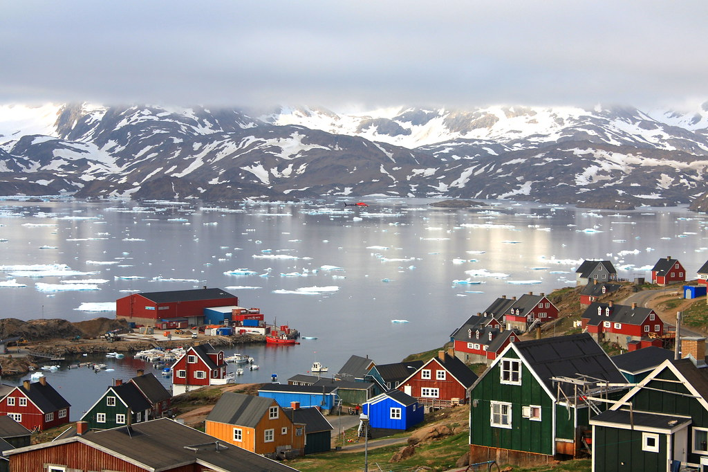 The village of tasiilaq greenland tasiilaq greenland is an flickr the village of tasiilaq greenland by christine zenino publicscrutiny Image collections