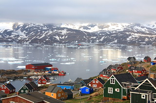 The Village of Tasiilaq Greenland | by christine zenino