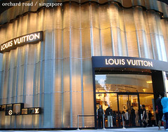 Louis Vuitton Orchard Road | by m'laden