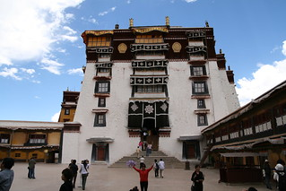 Inside the Potala Palace | by Bernt Rostad