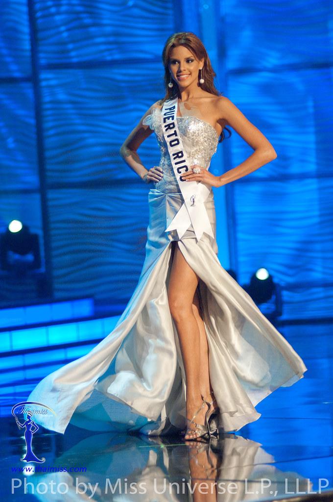 MISS UNIVERSE 2009 | Mayra Matos, Miss Puerto Rico 2009, com… | Flickr