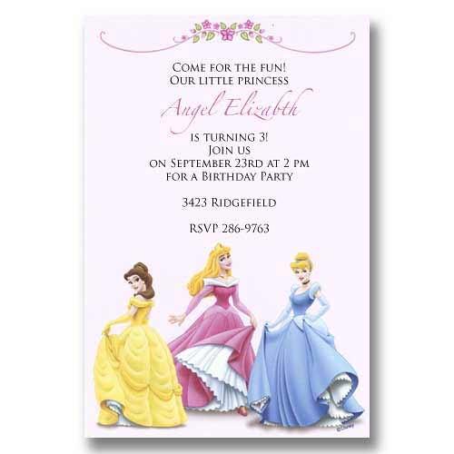 Disney princess birthday invitations babycachetdi flickr disney princess birthday invitations by baby cachet filmwisefo
