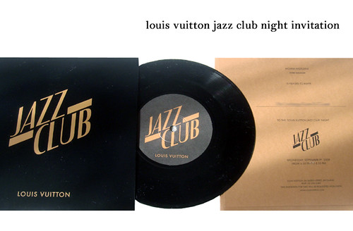 Louis vuitton jazz night invitation louis vuitton jazz nig flickr louis vuitton jazz night invitation by mladen stopboris Image collections