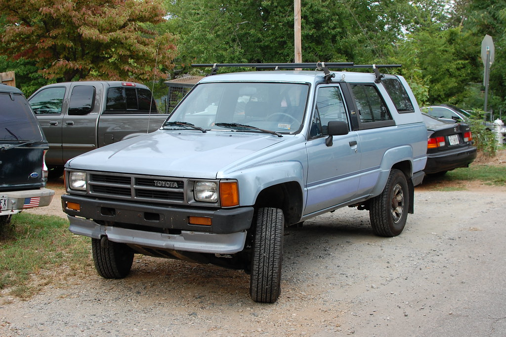 old friend | i am selling my 1988 toyota 4 runner. its a gre… | Flickr