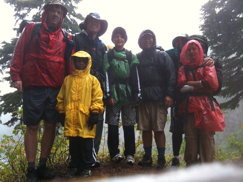 Rain Wont Stop the Smiles | by Mark Griffith