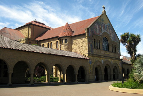 California: Stanford University - Memorial Church | by wallyg