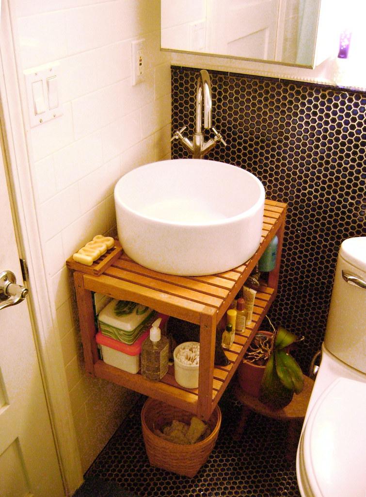 Bathroom Sink | By ZestyBetsy Bathroom Sink | By ZestyBetsy