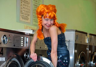 Helen At the Laundrette 2 | by fast eddie 42