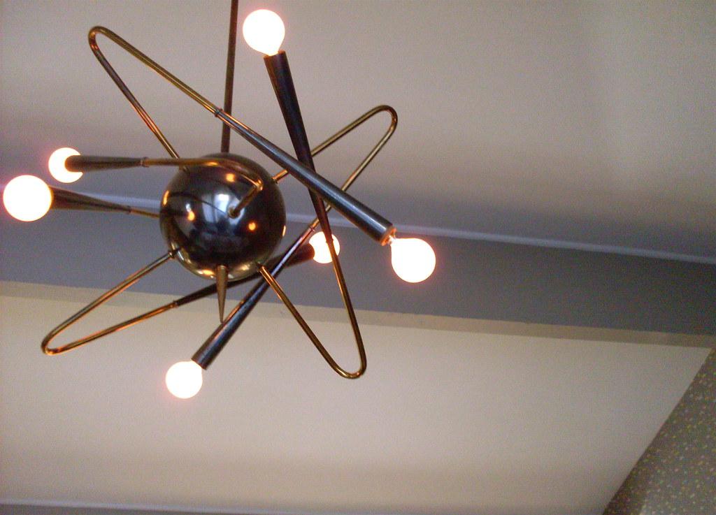 atomic lighting. molecule light by the haunted lamp atomic lighting n