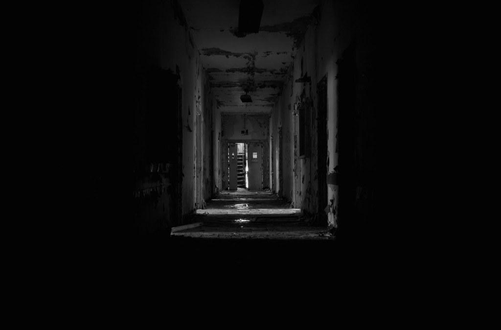 ... Dark Hallway   By Headsoak