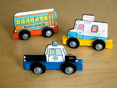 Klutz Clothespin Cars | by Mr. Biggs