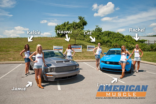 am-girls-named | by AmericanMuscle.com