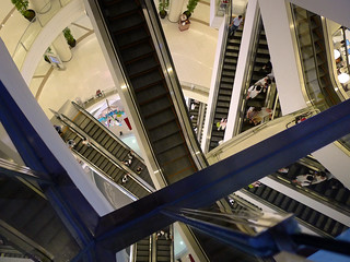 Siam shopping mall complexity | by B℮n