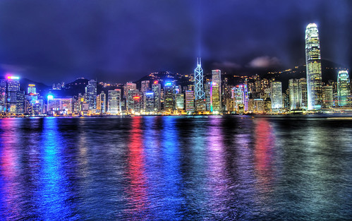 A Symphony of Light - Hong Kong | by Sprengben