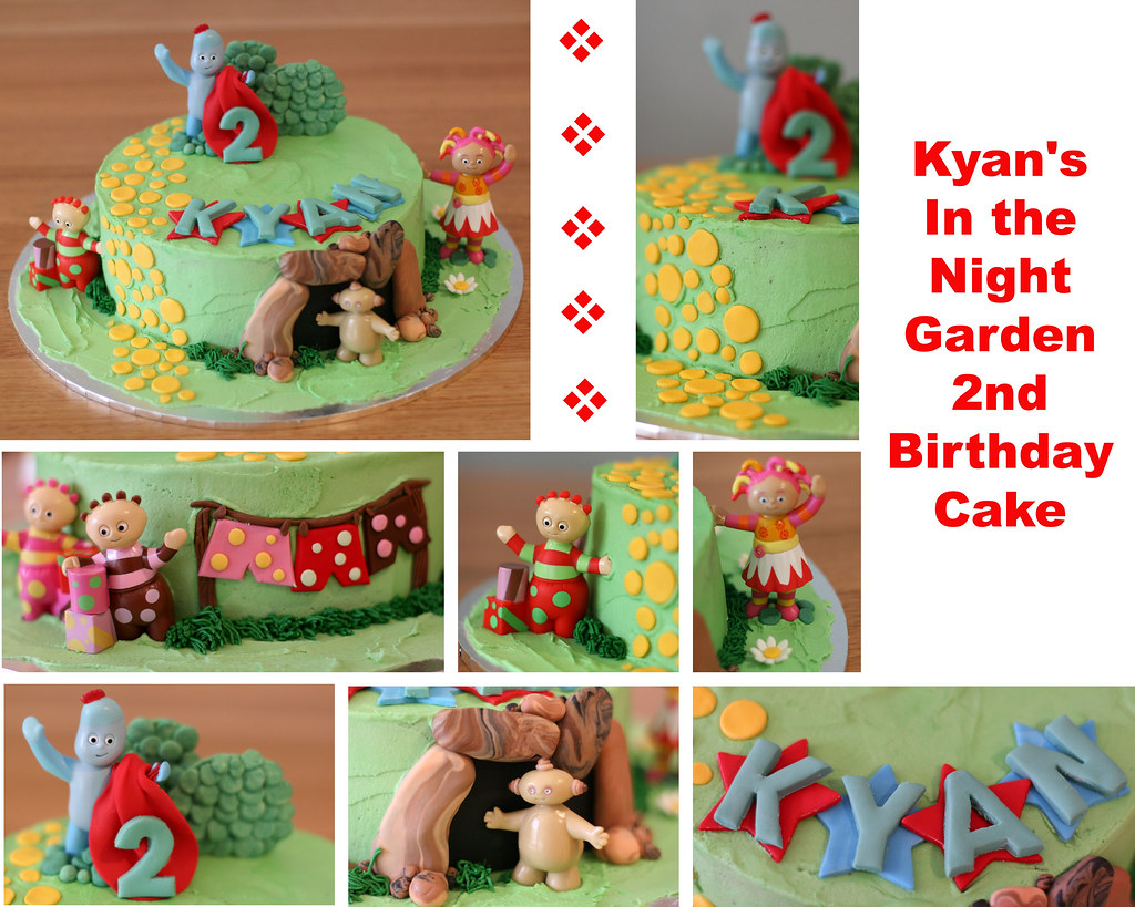 In the Night Garden cake | In the Night Garden Cake. Client … | Flickr