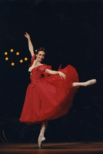 Sylvie Guillem in Marguerite and Armand, The Royal Ballet © Bill Cooper | by Royal Opera House Covent Garden