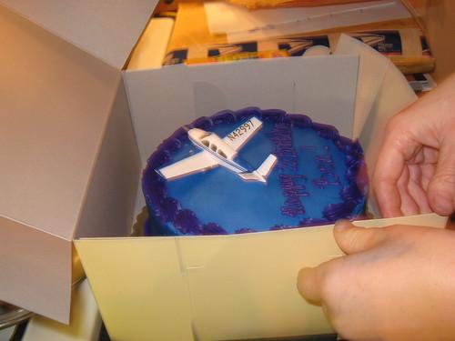 Plane Cake Pan